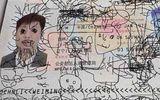 Hài hước con vẽ bậy lên hộ chiếu, cả gia đình bị kẹt lại sân bay