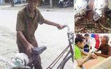 Thương cụ ông 84 tuổi đạp xe 220km để sửa chiếc điện thoại