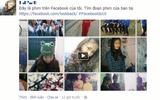 Ứng dụng A Look Back trên facebook lôi cuốn cư dân mạng