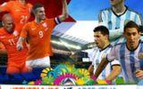 Dân mạng đua nhau dự đoán tỷ số trận Hà Lan đấu với Argentina