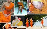 """Sốc nặng với hình ảnh nhà sư Thái Lan """"ôm hôn, uống rượu"""""""