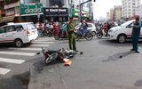 Đi xe mô tô phân khối lớn tốc độ cao, 1 người nước ngoài tử vong