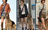 Nữ thám tử xinh đẹp và chú chó cảnh sát đặc biệt