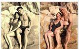 """Bức ảnh """"50 năm một cuộc tình"""" gây tranh cãi cư dân mạng"""