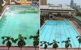Bể bơi Cầu Giấy sục hóa chất không thay nước trong bể