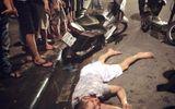 """Bàng hoàng tai nạn xe máy thảm khốc tại """"vỉa cảm tử"""" Hà Nội"""
