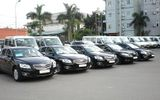 Dịch vụ thuê xe du xuân sôi động dịp giáp Tết