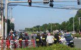 Đại Nam đông nghẹt khách, cảnh sát cơ động phân luồng giao thông