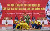 """Tại Hà Nội: Lần đầu tiên tái hiện """"Lễ khao lề thế lính Hoàng Sa"""""""