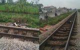 Băng qua đường sắt, 2 người đi xe máy bị tàu cán thương vong