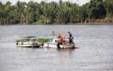 Chìm tàu trên sông Sài Gòn, bé 3 tuổi bị nước cuốn mất tích