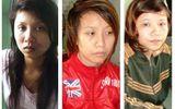 Ba nữ quái giết người sau va chạm giao thông