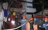 TPHCM: Cháy lớn cửa hàng kinh doanh đồ cũ