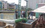 TP HCM: Xác chết bốc mùi trên kênh Nhiêu Lộc- Thị Nghè