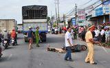 Đồng Nai: Xe tải cán chết nam sinh viên trước cổng bệnh viện