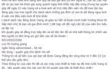 Gia đình Lưu Hương Giang kêu gọi ủng hộ bệnh nhi sởi