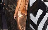 Rihanna diện đầm kín vòng 1, hở vòng 3 gây sốc tại Met Gala