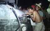 Vụ xe ô tô biển số Lào tông xe máy: Thêm một cháu bé tử vong