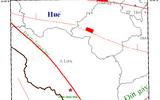 Huế: Động đất 2,9 độ Richter ở huyện A Lưới