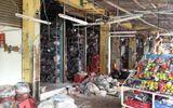 TP HCM: Chợ bốc cháy, tiểu thương chạy tán loạn