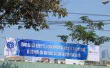 Đà Nẵng: Tháo bỏ băng rôn có hình bản đồ gây phản cảm