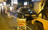 Xe Audi đón ca sĩ Hồ Ngọc Hà gây tai nạn, 11 người bị thương