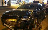 """Xe Audi đón Hồ Ngọc Hà gây tai nạn do Cường """"đô la"""" đứng tên"""