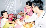 Bé sơ sinh sống sót kỳ diệu đón Tết đầu tiên bên gia đình
