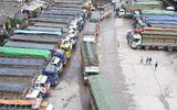 1.200 xe hoa quả ùn tắc 30km ở cửa khẩu Tân Thanh