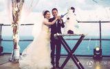 Hình ảnh tuyệt đẹp trong hôn lễ của Từ Nhược Tuyên