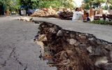 Huế: Lại xảy ra động đất