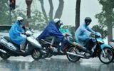 Dự báo thời tiết: Cảnh báo mưa dông khu vực Hà Nội