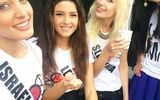 """Hoa hậu hoàn vũ Liban bị phản đối dữ dội vì chụp ảnh """"tự sướng"""""""