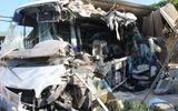 Tai nạn 10 người chết ở Bình Thuận: Xe giường nằm chạy quá tốc độ