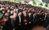Ông Nguyễn Bá Cảnh nói gì trong lễ truy điệu cha mình?