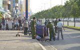 Phát hiện xác người trong bao tải vứt giữa trung tâm Sài Gòn