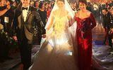 """Hôn lễ """"hoàng gia"""" như mơ của mỹ nhân đẹp nhất Phillippines"""