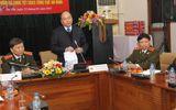 Phó Thủ tướng Nguyễn Xuân Phúc chúc Tết Tổng cục An ninh