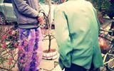 Câu chuyện mua hoa đào chiều cuối năm gây xúc động cư dân mạng