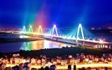 Bắn pháo hoa, cầu Nhật Tân có lung linh như cầu cảng Sydney?