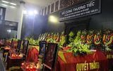 Truy điệu 18 chiến sĩ hy sinh: Người tuôn nước mắt, trời tuôn mưa