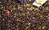 Hiện trường hỗn loạn vụ giẫm đạp kinh hoàng tại Thượng Hải