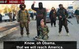 IS tung video đe dọa sát hại Tổng thống Mỹ Obama