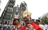 Tổng giám mục Hà Nội được Giáo hoàng Francis chọn làm hồng y