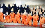 IS tung video hành quyết 8 cảnh sát tại Iraq