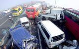 Hai người Việt bị thương trong vụ 100 ô tô đâm nhau tại Hàn Quốc