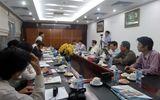 Công bố quyết định thành lập Đảng đoàn Hội Luật gia VN khóa XII