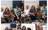 Bố mẹ Bảo Duy vào thăm nhà con dâu Phi Thanh Vân