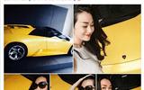 Khánh My chịu chơi sắm siêu xe Lamborghini 5 tỷ