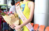 """Thi """"chui"""", Hoa hậu Đông Nam Á Diệu Linh bị phạt 22,5 triệu đồng"""